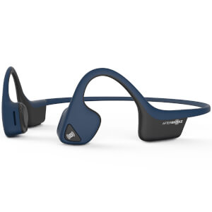 Aftershokz Trekz Air Bone Conduction Headphones - Midnight Blue