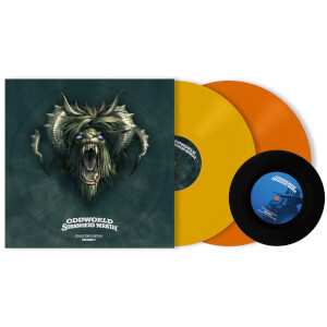 Oddworld: Strangers Wrath (Official Soundtrack) 2xLP + 7""