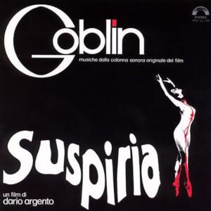 Suspiria (Blue Vinyl) LP