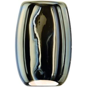 LSA Eclipse Vase - H23.5cm - Mercury