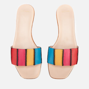Paul Smith Women's Safia Swirl Flat Sandals - Swirl