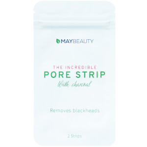 MAYBEAUTY The Incredible Pore Strip with charcoal