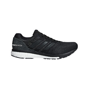 adidas Men's Adizero Boston 7 Running Shoes - Black