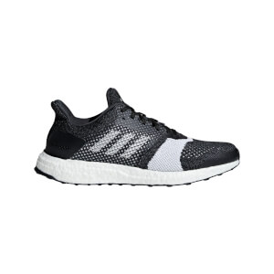 adidas Men's Ultraboost ST Running Shoes - Black