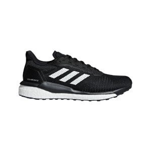 adidas Men's Solar Drive ST Running Shoes - Black