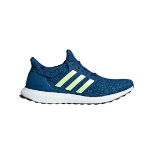 adidas Men's Ultraboost Running Shoes - Legend Marine