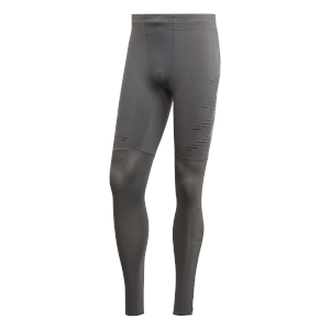 adidas Men's Speed Tights - Grey/Black