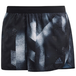adidas Men's Sub 2 Split Shorts - Black/White