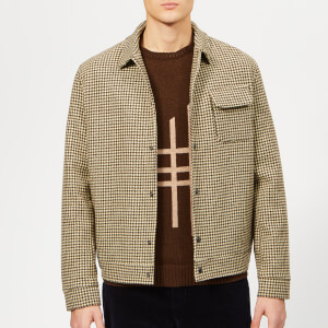 Oliver Spencer Men's Waltham Jacket - Oatmeal