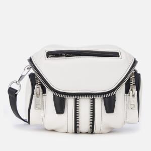 Alexander Wang Women's Micro Marti Bag - Black/White