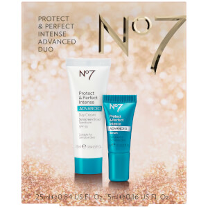 Boots No.7 Protect and Perfect Intense Advanced Duo (Worth $12.10)