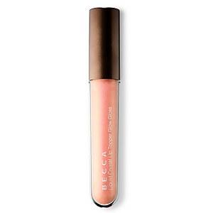 BECCA Liquid Crystal Lip Topper Glow Gloss - Champagne Dream x Bellini