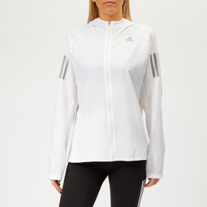 adidas Women's Own the Run Jacket - White