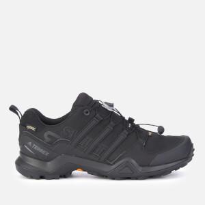 adidas Men's Terrex Swift R2 Goretex Hiking Shoes - Black