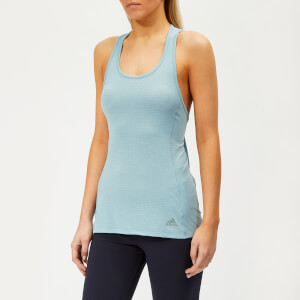 adidas Women's Prism Tank Top - Ash Grey