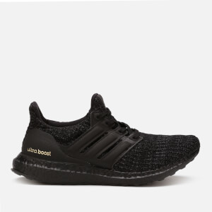 adidas Women's Ultraboost Trainers - C Black/C Black/Gold