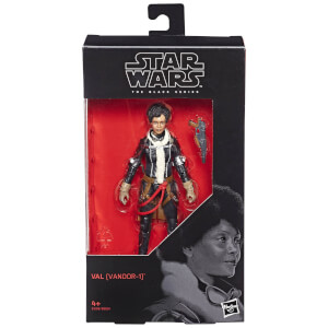 Star Wars The Black Series 16 cm-Figur - Val Mimban