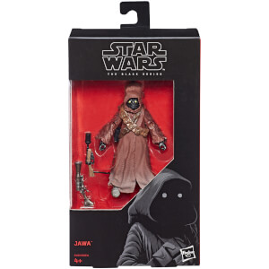 Figurine 15 cm Star Wars The Black Series – Jawa