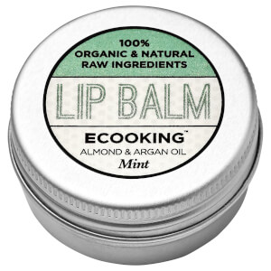 Ecooking Lip Balm Mint balsam do ust 15 ml