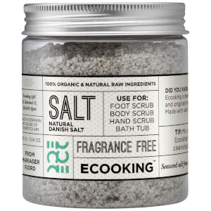 Ecooking Bath Salt 200g