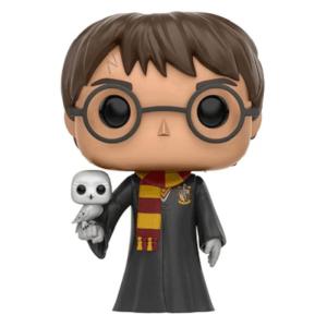 Figurine Pop Harry avec Hedwig EXC Harry Potter