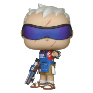Overwatch - Grillmaster Soldier 76 EXC Pop! Vinyl Figure
