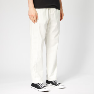 Helmut Lang Men's Sport Stripe Pants - Off White