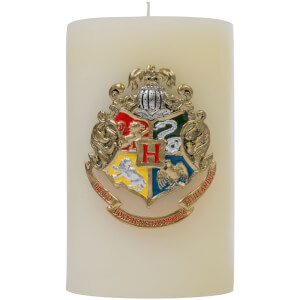 Harry Potter Sculpted Insignia Candle - Hogwarts