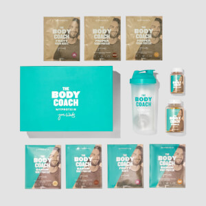 The Body Coach Sample Box