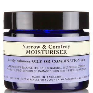 Neal's Yard Remedies Yarrow and Comfrey Moisturiser krem nawilżający 50 g