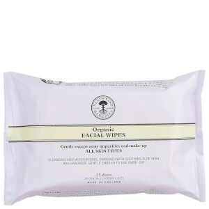 Neal's Yard Remedies Organic Facial Wipes chusteczki do twarzy