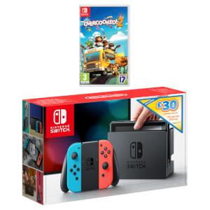 Nintendo Switch Overcooked! 2 Ultimate Bundle + £30 eShop Credit