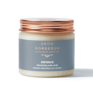 Grow Gorgeous Defence Detoxifying Scalp Scrub 200ml