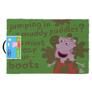 Peppa Pig (Muddy Puddle) Door Mat