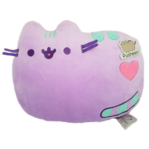 Pusheen Cushion - Purple