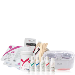 Lycon Lycopro Complete Precision Waxing Kit