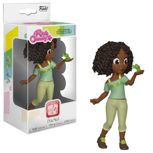 Disney Wreck-It Ralph 2 Tiana Rock Candy Figure