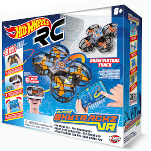 Hot Wheels DRX Cyber Drone FPV Racing Set