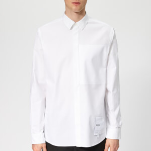 OAMC Men's Slice Shirt - White