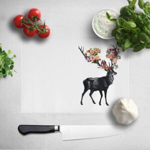 Spring Itself Deer Chopping Board
