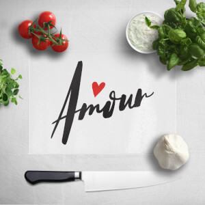 Amour Chopping Board