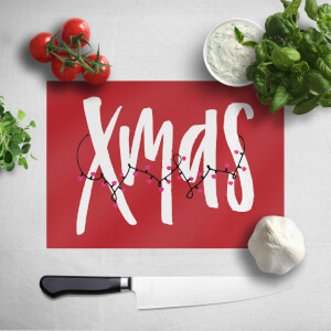Xmas Chopping Board