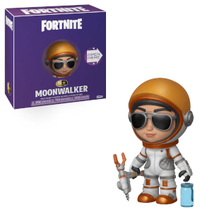 Figura Funko 5 Star - Moonwalker - Fortnite