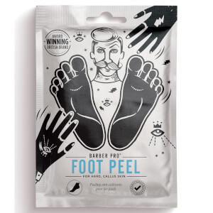 BARBER PRO Foot Peel Treatment skarpetki peelingujące (1 para)