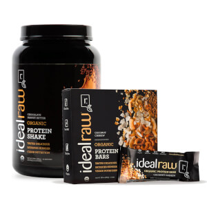 IdealRaw Organic Protein + Bars