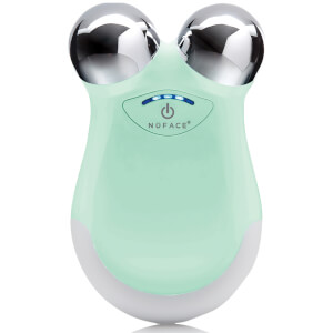 NuFACE Mini Facial Toning Device - Seafoam