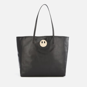 Hill & Friends Women's Small Slouchy Tote Bag - Liquorice Black