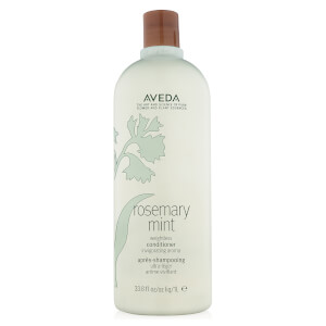 Condicionador Leve Rosemary Mint da Aveda 1000 ml
