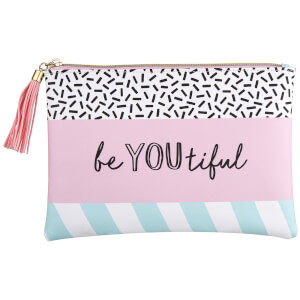 Sass & Belle Memphis Be You Beautiful Pouch