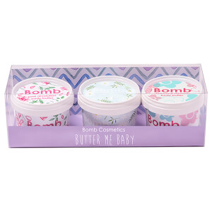 Bomb Cosmetics Butter me Baby Gift Pack